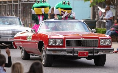Register Today for the Come-See-Me Festival Parade!